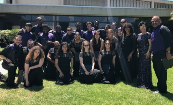 The El Camino College Chorale will give its final performance of the year 7 p.m. June 3 in the Campus Theatre.