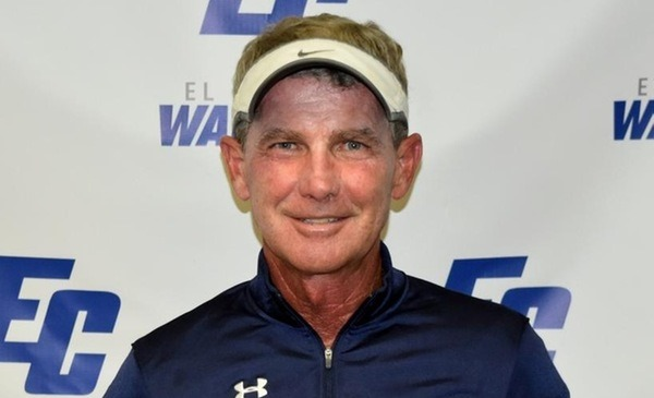 El Camino College track and field head coach Dean Lofgren was recently named the 2018 California Community College Cross Country and Track Coaches Association (5CTCA) Men's Track Coach of the Year.