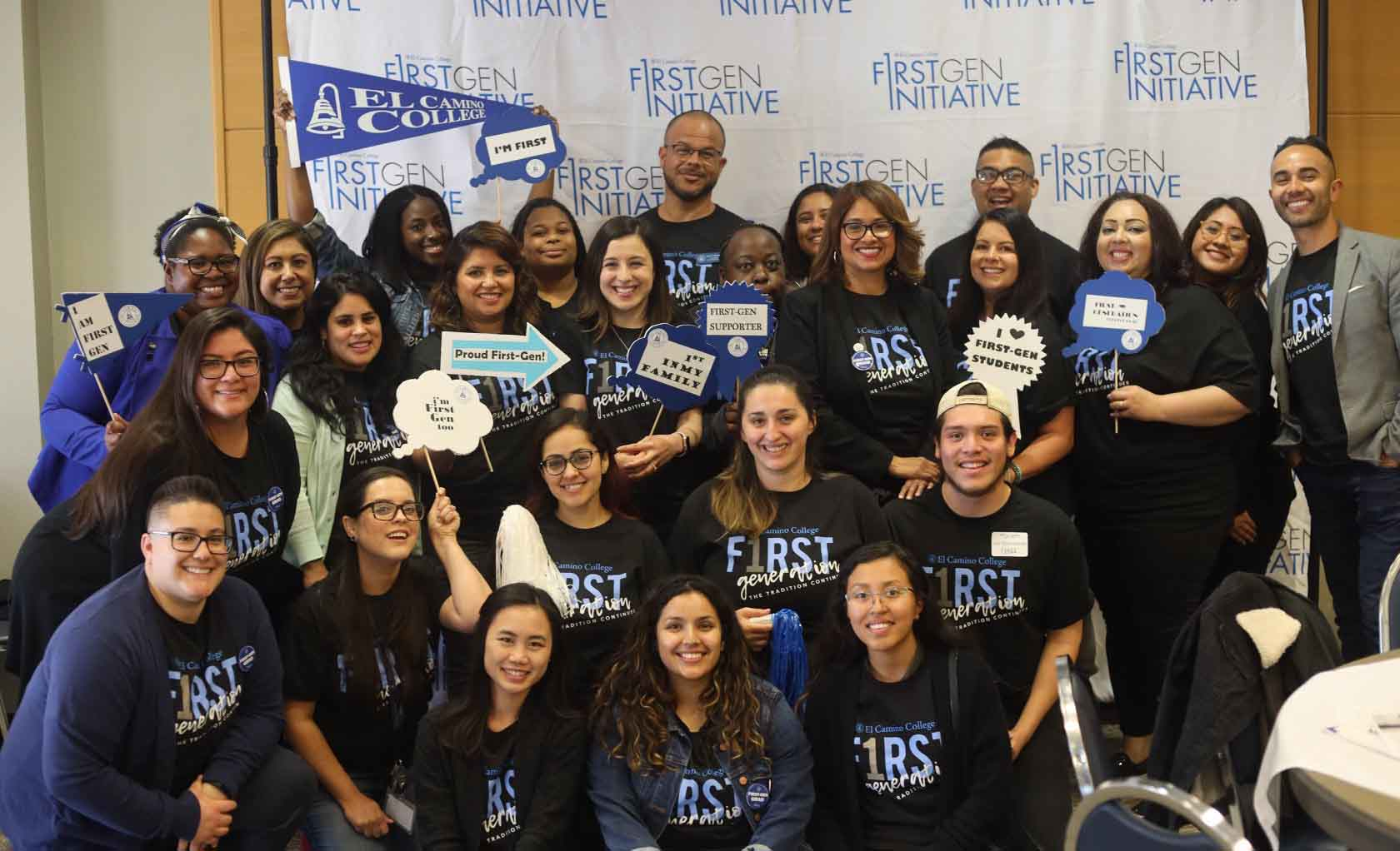 El Camino College will be the only community college in the leadership component of a nationwide program designed to support the success of first-generation college students.
