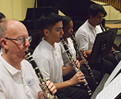 "The El Camino College Concert Band will present its spring show ""Americana"" at 8 p.m. May 19 in Marsee Auditorium."