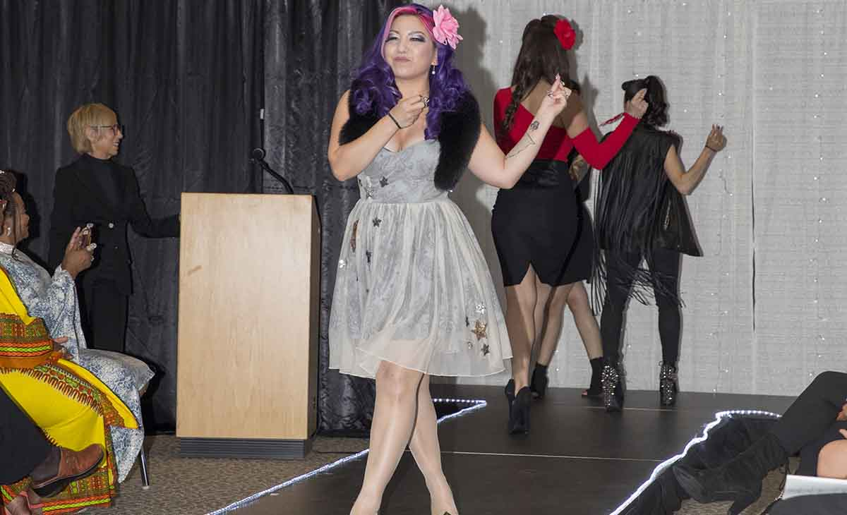 "El Camino College will debut its 37th Annual Student Fashion Show ""Runway to Wonderland"" on June 3 in the East Dining Room."
