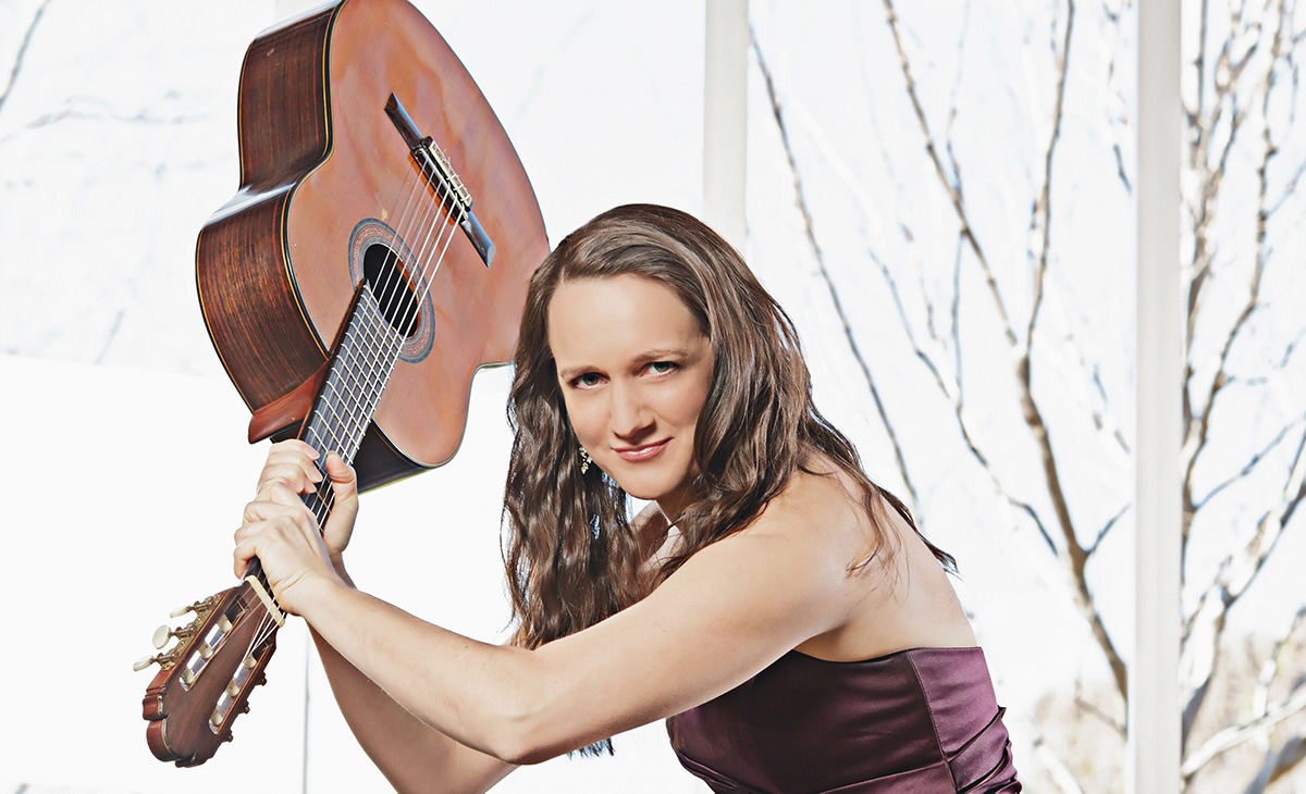 "Celebrated classical guitarist Lynn McGrath will present ""A Visit to Spain,"" an evening of music and poetry at 8 p.m. April 27 in the Campus Theatre as part of the El Camino College Center for the Arts' 50th anniversary season."