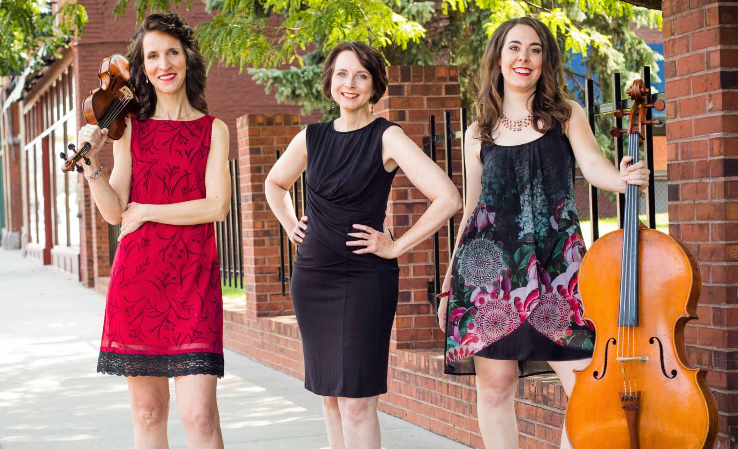 The El Camino College Center for the Arts will present a performance by the Rawlins Piano Trio at 7:30 p.m. Feb. 27 in the Campus Theatre.