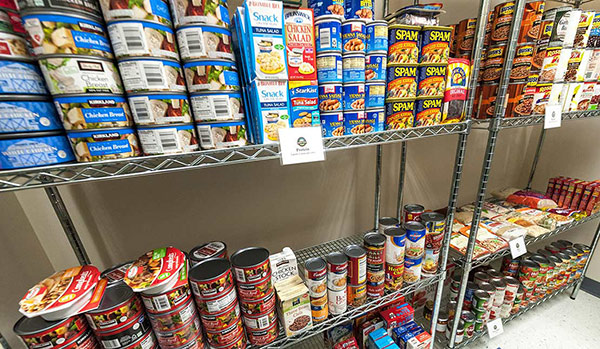 The new Warrior Pantry at El Camino College needs donations of food and toiletry items for the holidays. Healthy and nutritious nonperishable food items are needed, especially fruit cups, healthy snacks, rice and grains.