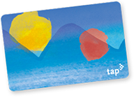 Blue Tap Card image