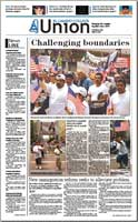 The Union newspaper, El Camino College May 3, 2007