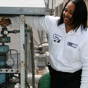 Women in Heating, Ventilation, Air Conditioning and Refrigeration