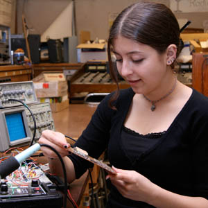 women in Electronics and Computer Hardware Technology
