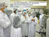 The Microelectronics Fabrication Facility at Northrup Grumman