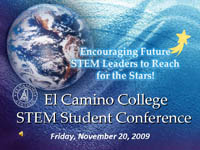 El Camino College STEM Student Conference