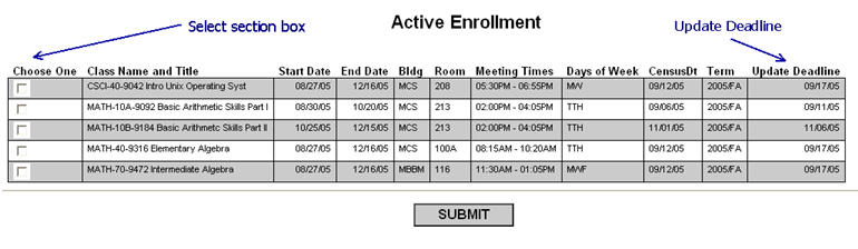 Active enrollment pic