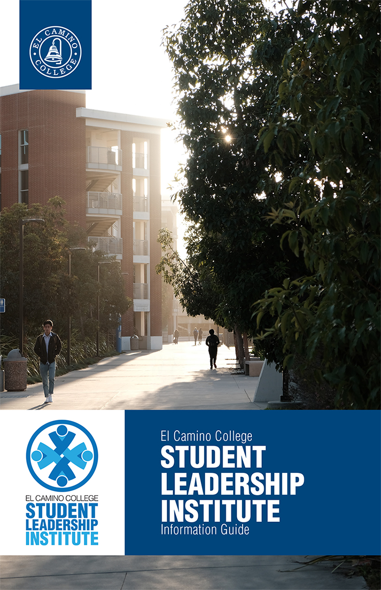 The Student Leadership Institute Information Guide Cover