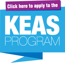 Keas Program Logo