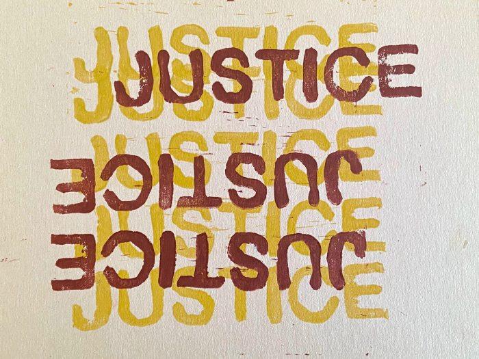 Marianne Sadowski; Justice/Injustice ebook