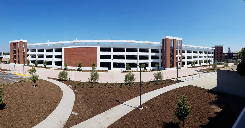 El Camino College >> Grand Openings