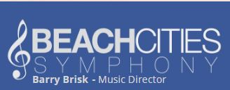 Beach Cities SYmphony logo