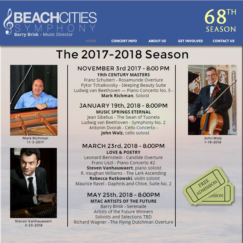 Beach Cities Symphony
