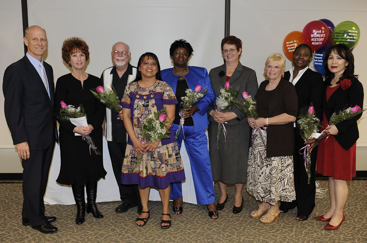 Women of Distinction 2012