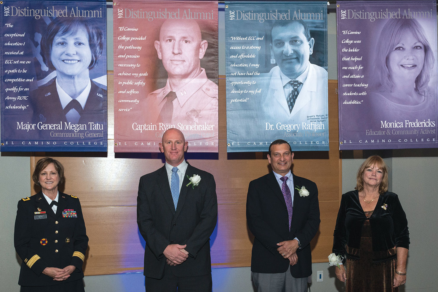 2014 Distinguished Alumni