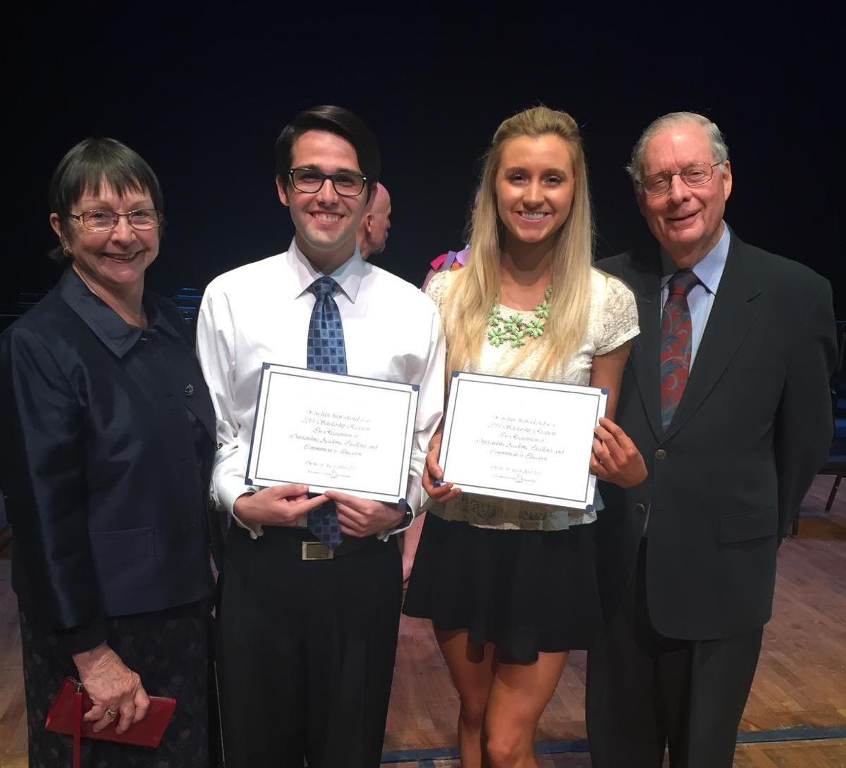 Scholarship ceremony 2015 - Bemis