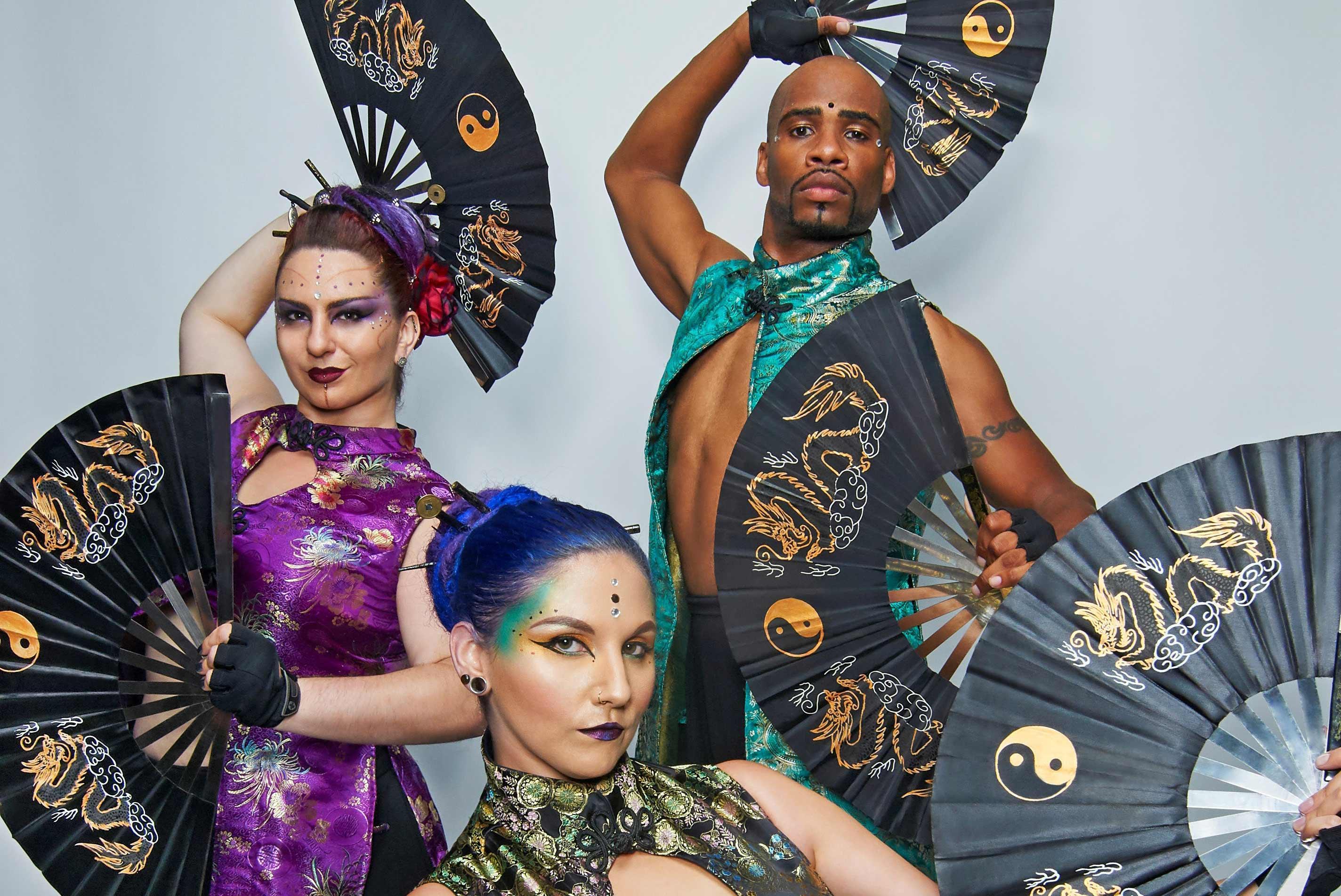 Karin Jensen & Mandala Dance Works