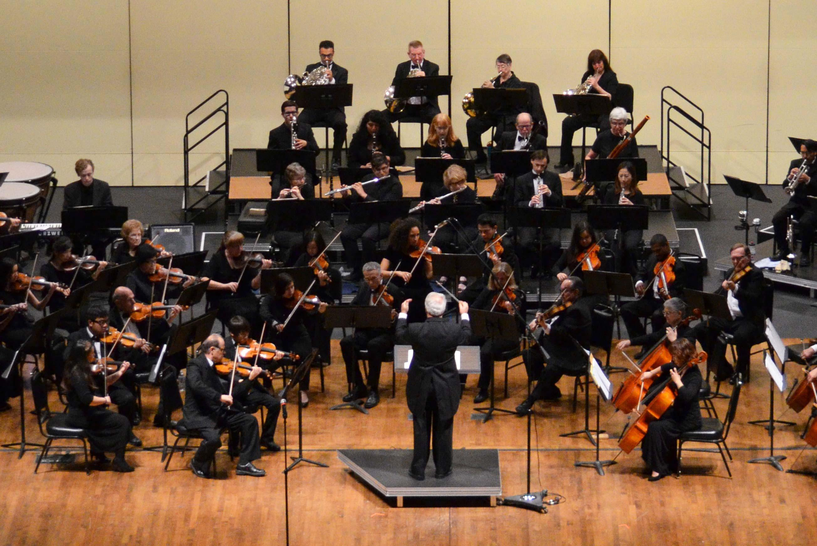 ECC Symphony Orchestra