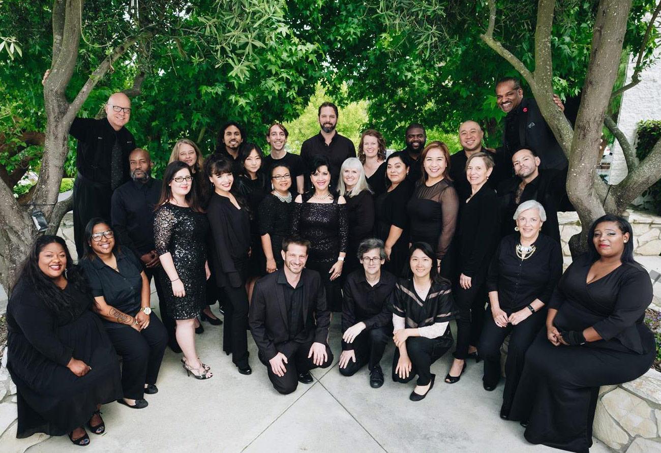 Joanna Medawar Nachef Singers: GOSPEL!
