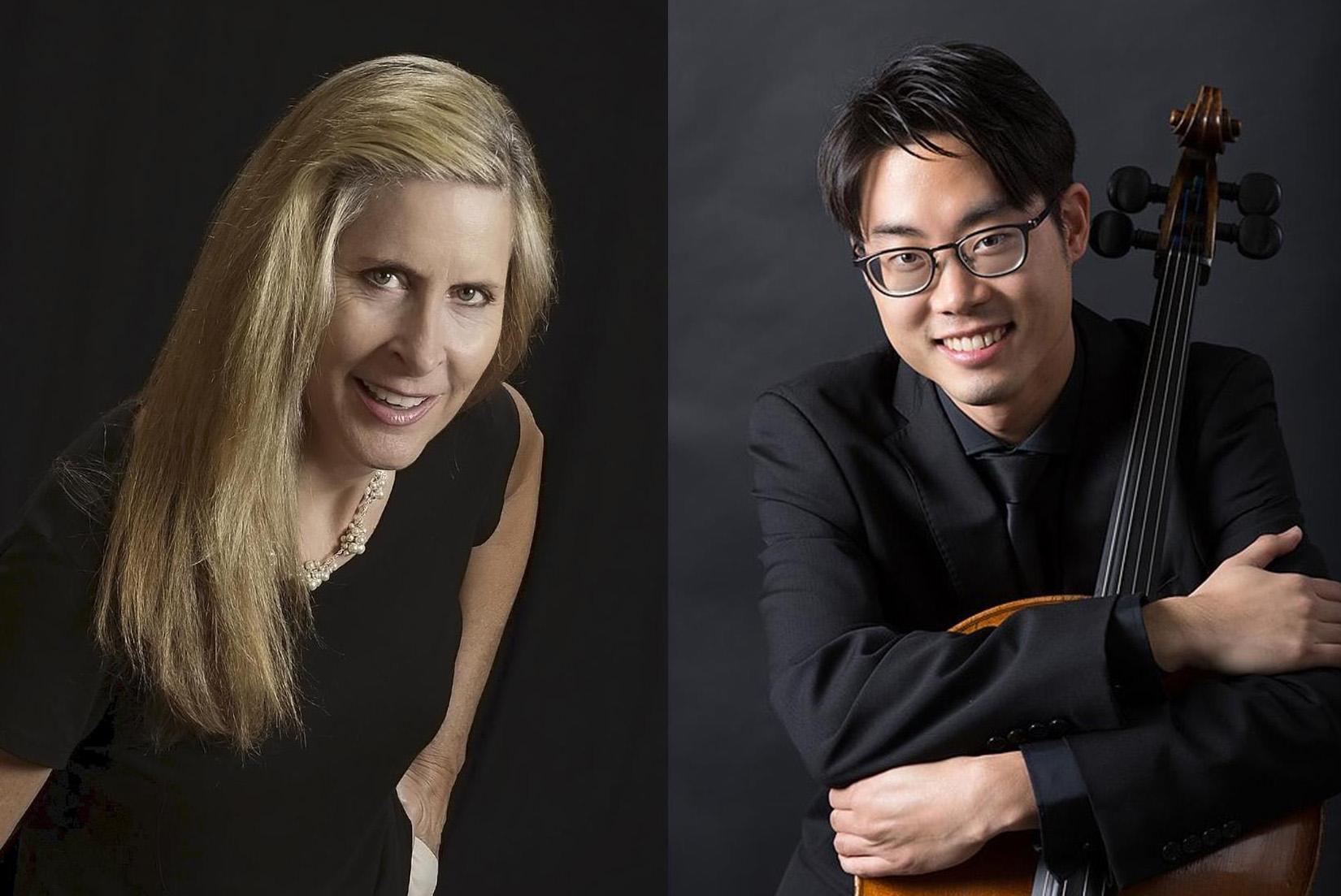 Kristi Lobitz, piano & Yoshi Masuda, cello