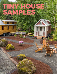 Tiny Solar House Sample Book