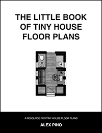Tiny House Floor Plans Book