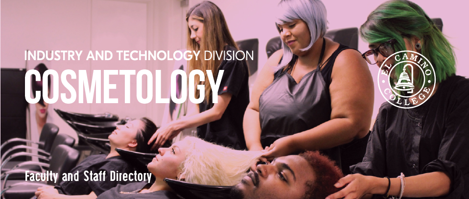 Cosmetology Faculty and Staff Banner