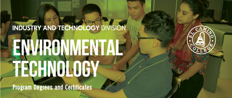 Environmental Technology Degrees and Certificate