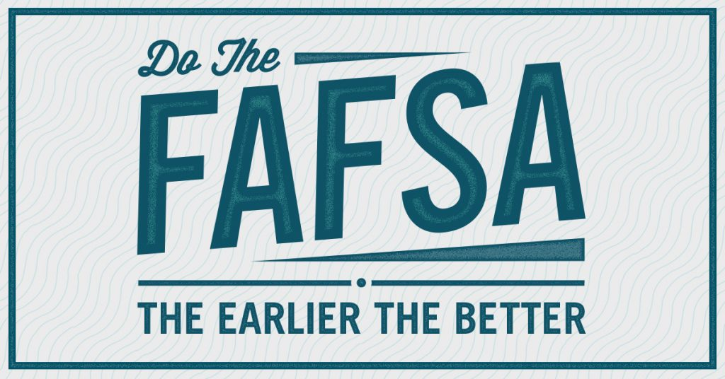 Apply for FAFSA