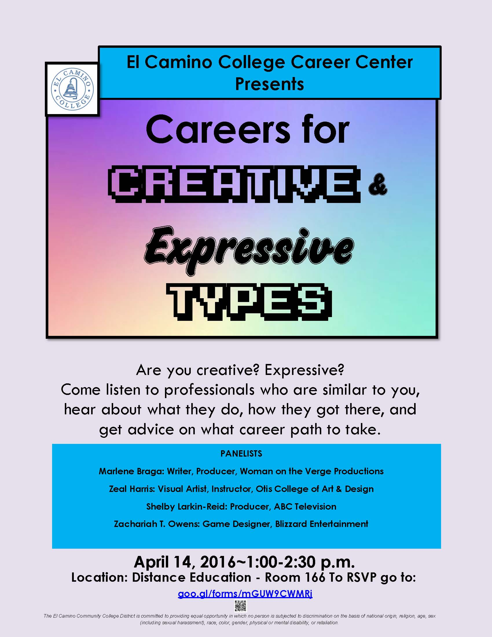 Careers for Creative and Expressive Types