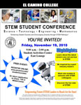 STEM Career Conference