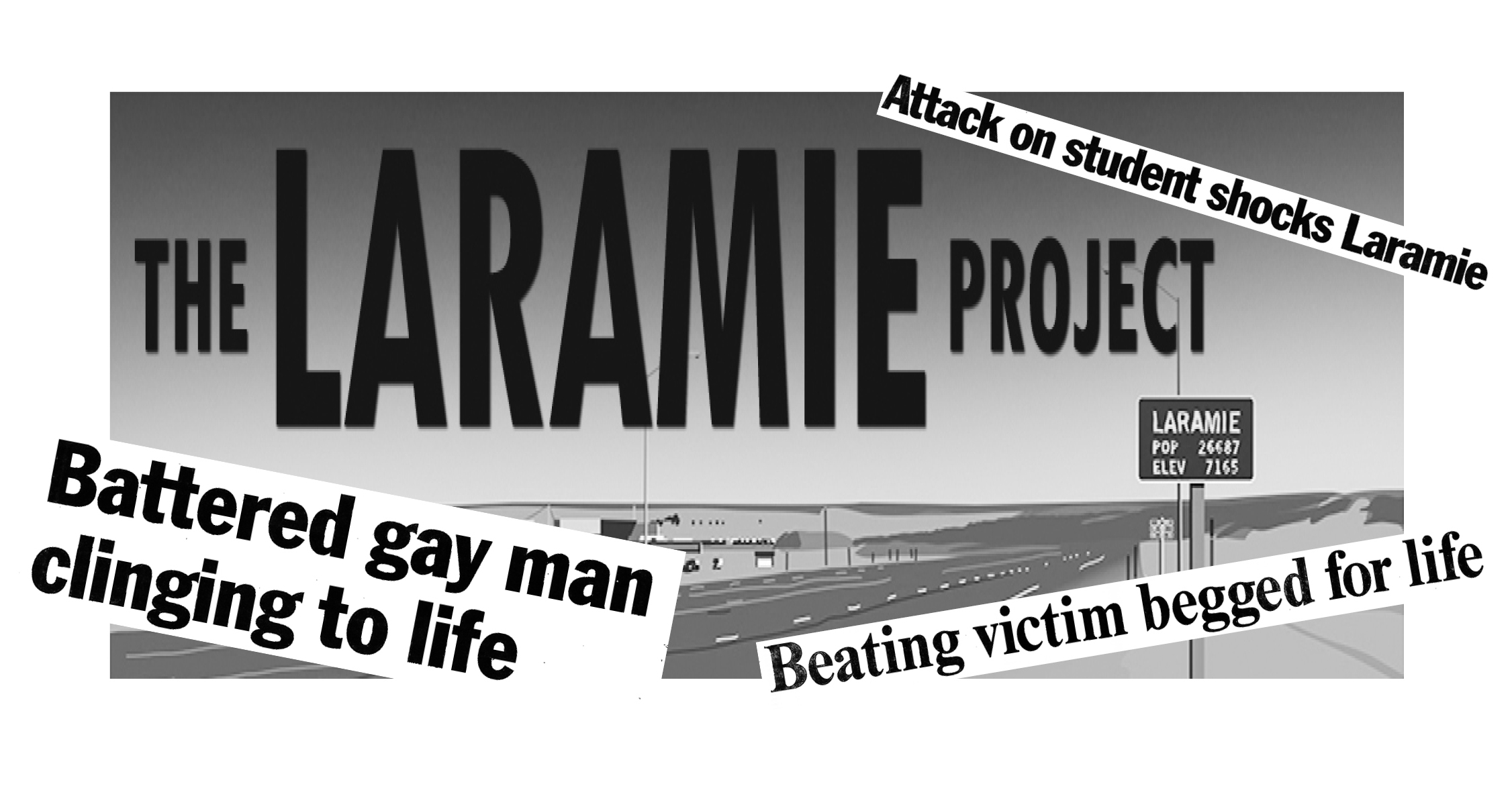the laramie project essays The laramie project essays are academic essays for citation these papers were written primarily by students and provide critical analysis of the laramie project by moises kaufman.