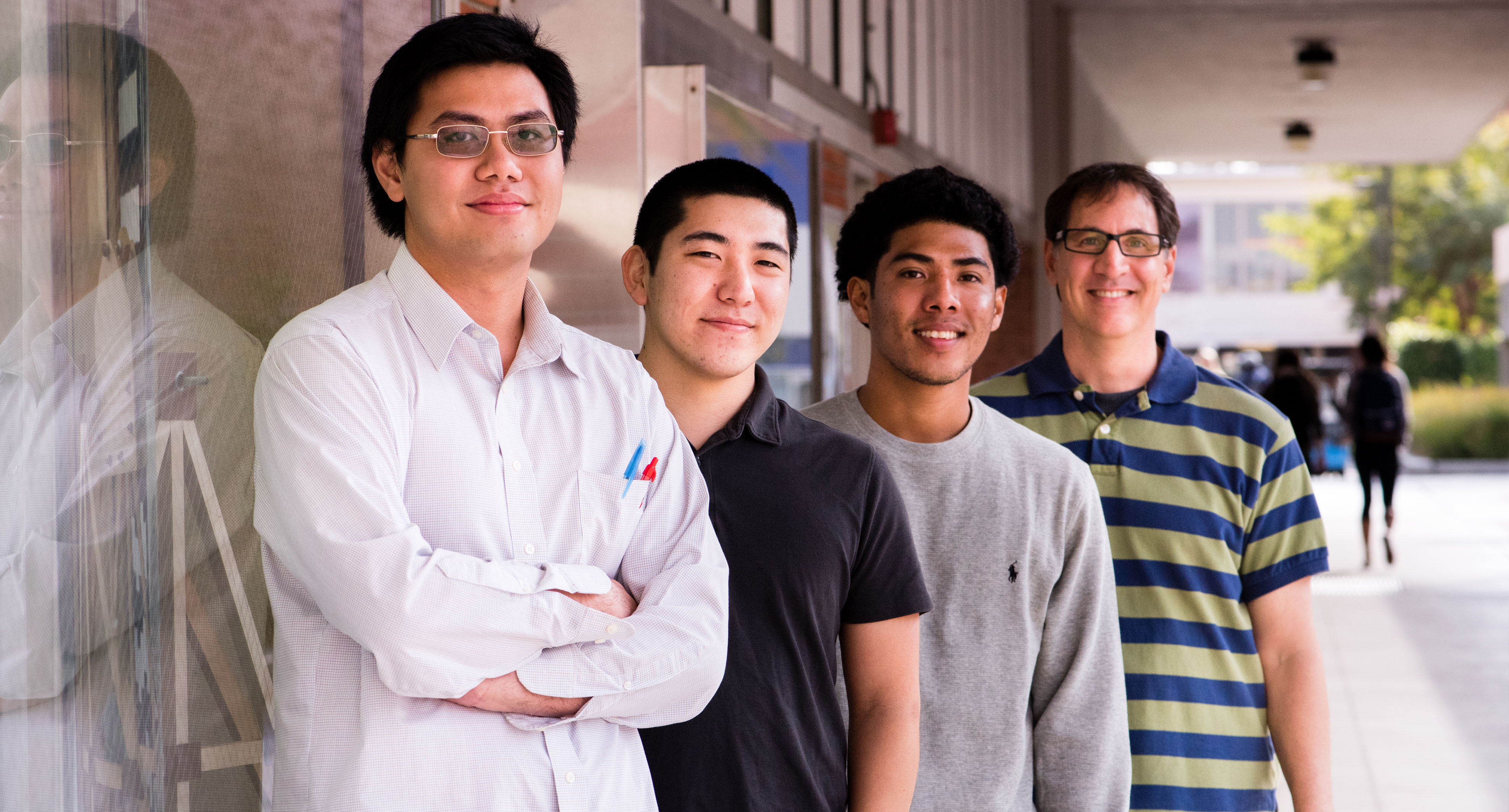 ECC Physics Team Succeeds in International Competition