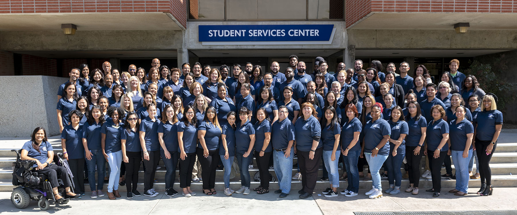 Counseling and Student Success staff