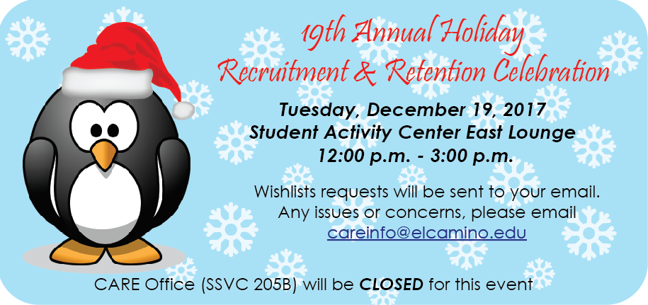19th Annual Holiday Retention and Recruitment