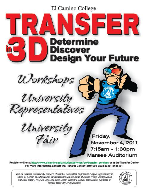 Transfer Conference Flyer 2011