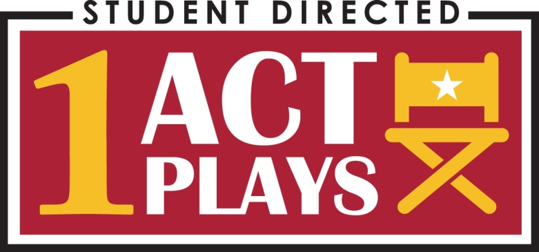 Student actors and directors will present an evening of one-act plays at 1 p.m. Oct. 11 and 8 p.m. Oct. 12-13 in the Campus Theatre