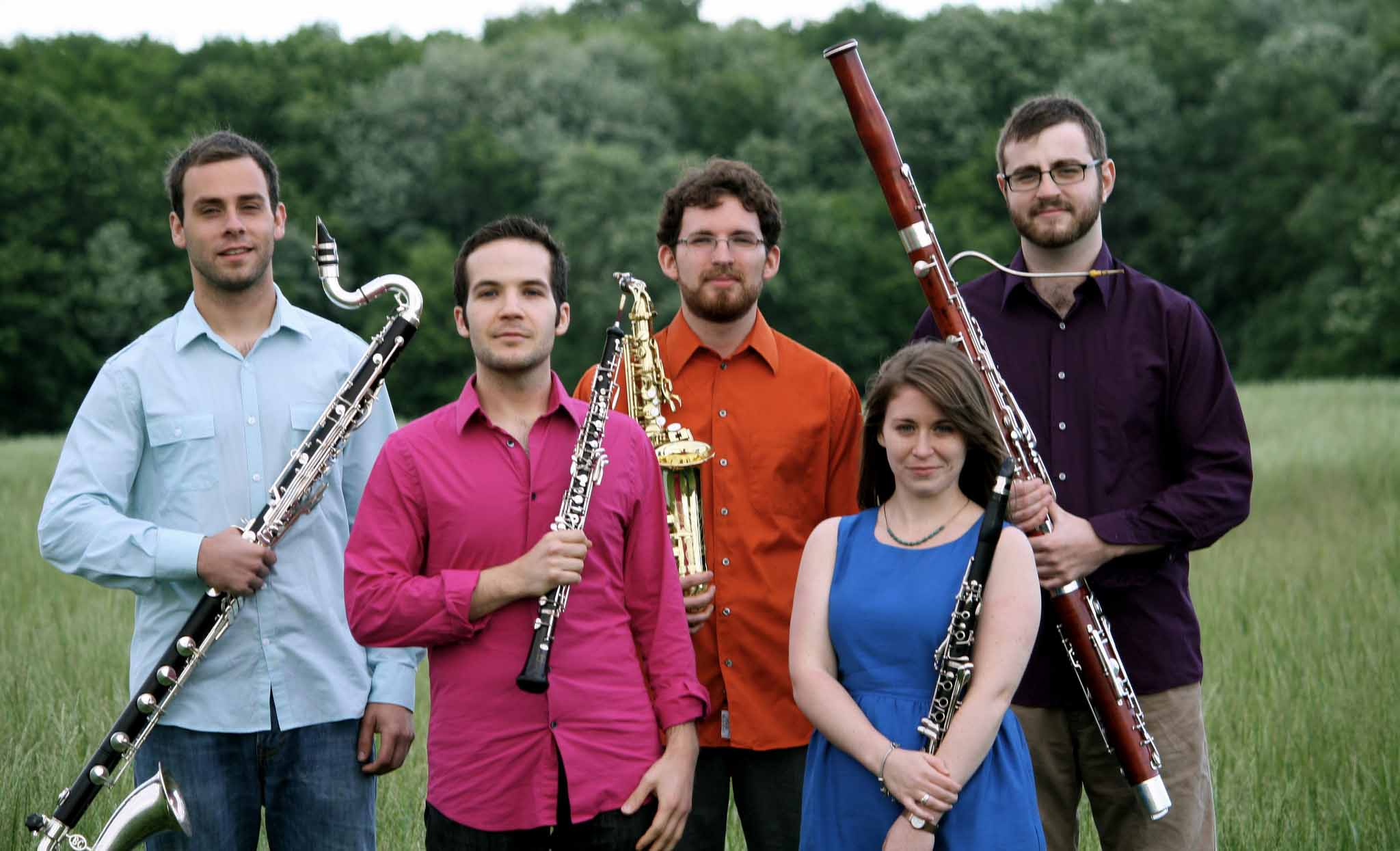 The El Camino College Center for the Arts will present a concert by the award-winning Akropolis Reed Quintet, which will perform at 8 p.m. Nov. 14 in Marsee Auditorium.