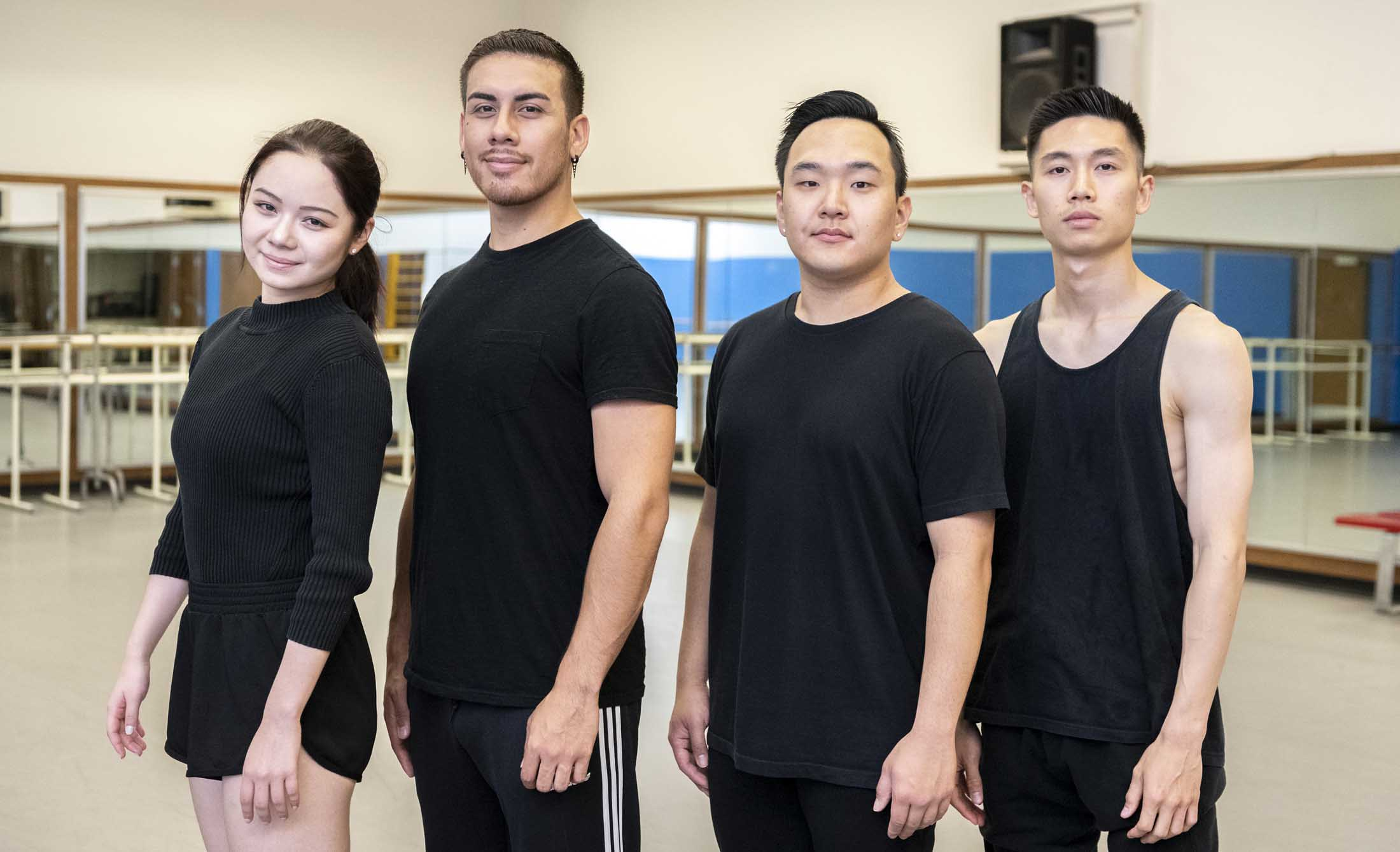 The latest choreography by El Camino College graduate Tzong-Han Wu has garnered attention, acclaim and awards throughout California and the west; soon it will debut to a national audience.