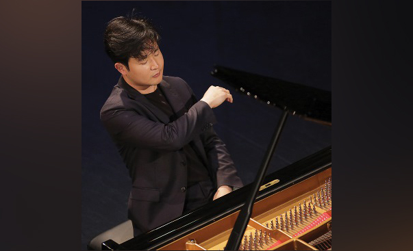 Celebrated Cliburn pianist Yekwon Sunwoo will perform at 8 p.m. Oct. 12 in El Camino College's Marsee Auditorium.