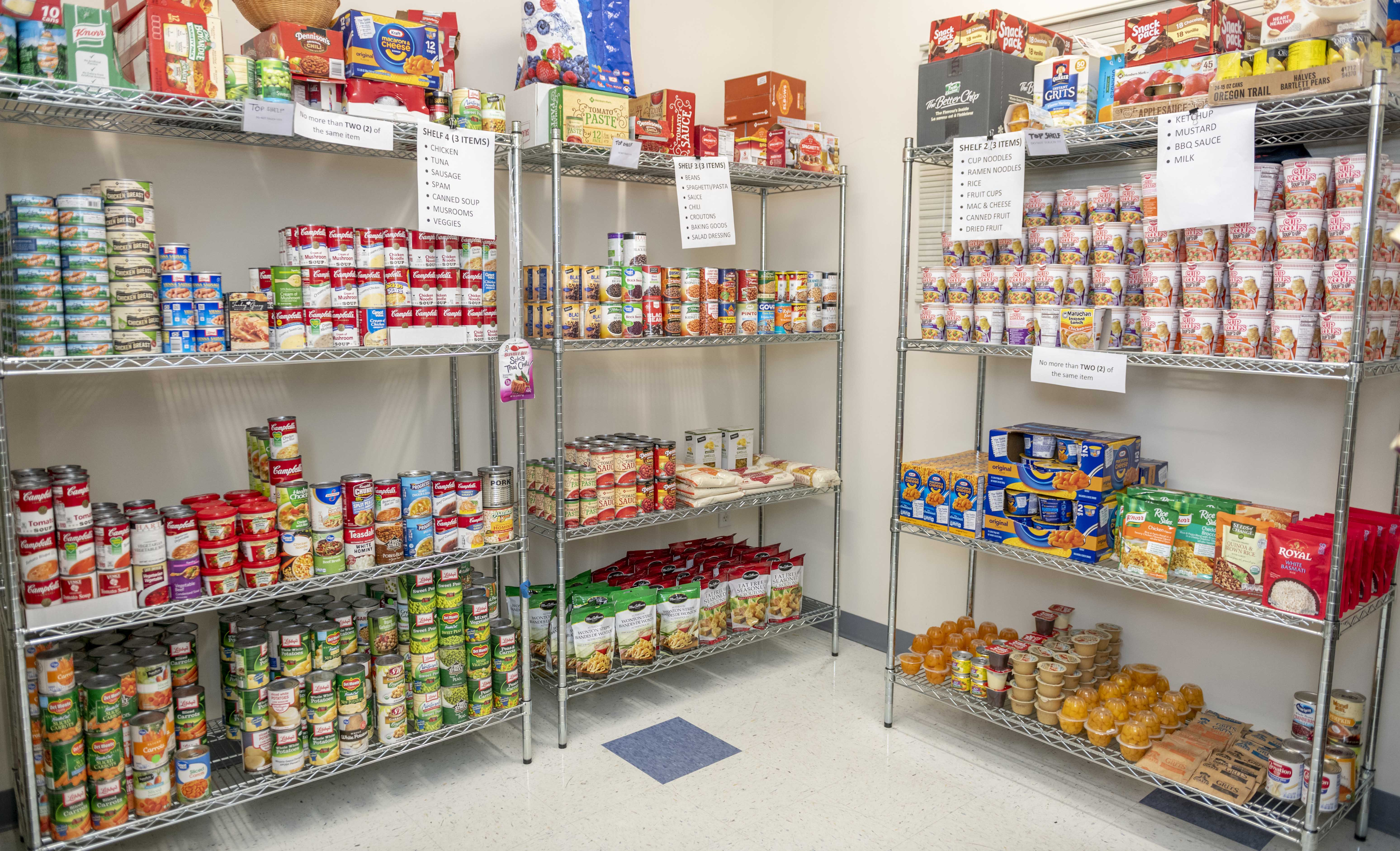 Los Angeles County Supervisor Janice Hahn's office recently awarded a $10,000 grant to the El Camino College Warrior Pantry to assist in efforts that help students facing food insecurities.