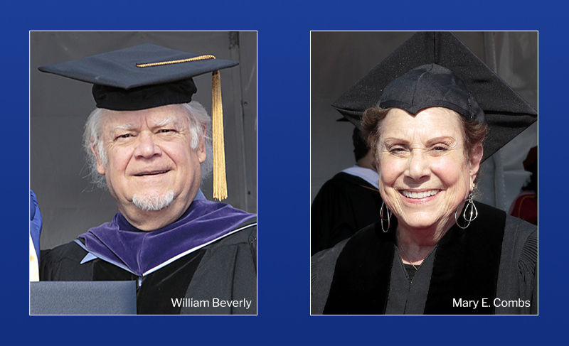 Two Retiring El Camino College Trustees Honored for Decades of Service
