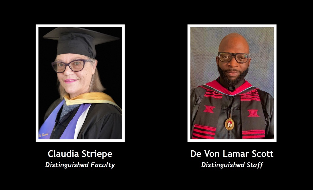 Distinguished Faculty and Staff Members of 2021 Announced