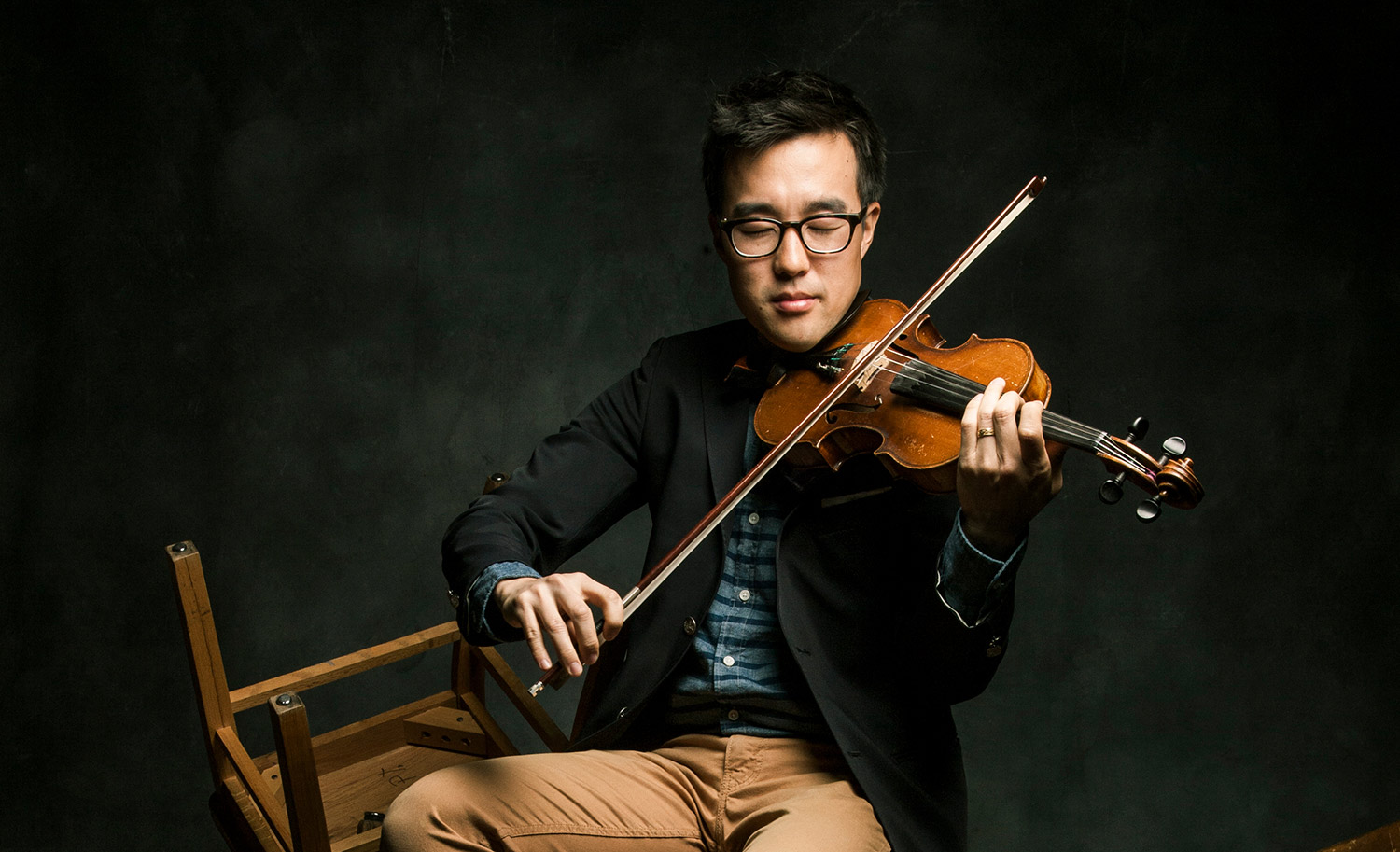 El Camino College Center for the Arts to Present Joe Kye, Violinist-Looper