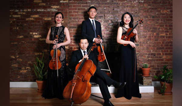 Grammy Award-Winning Parker Quartet to Perform at El Camino College