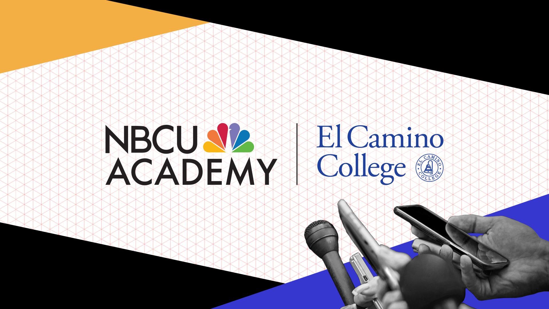 El Camino College Joins NBCU Academy Journalism Training Program